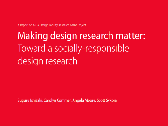 Design Researhc for Social Change_cover photo