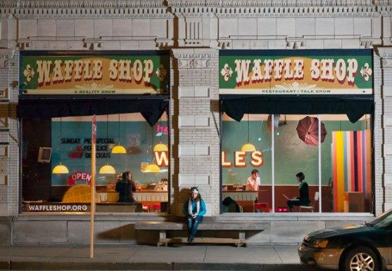 Waffle Shop, Pittsburgh PA 2012